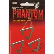 Запасные лезвия для наконечника Phantom