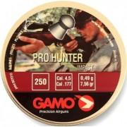 Пули пневматические GAMO Pro-Hunter 4,5мм 250шт