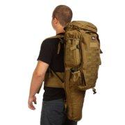 Рюкзак тактический 9.11 (хаки-песок)