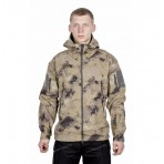 Куртка Shark Skin Soft Shell, HDT-camo