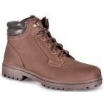 Ботинки ХСН Пикник зима (коричневые) 551-1