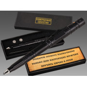 Ручка тактическая стальная